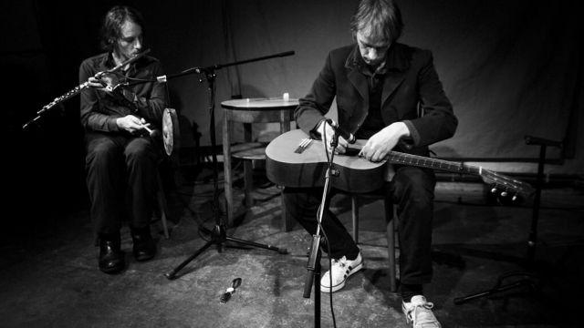 Andrew Chalk & Timo Van Luyk